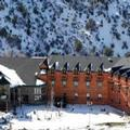 Exterior of The Resort on Mount Charleston