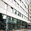 Exterior of The Student Hotel Rotterdam