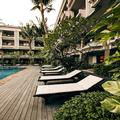 Exterior of The Vira Bali Boutique Hotel & Suite