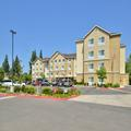 Exterior of Towneplace Suites Cal Expo