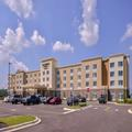 Exterior of Towneplace Suites Huntsville West / Redstone Gatew