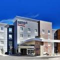 Exterior of Towneplace Suites Marriott