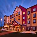 Exterior of Towneplace Suites Salt Lake City West Valley