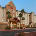 Exterior of Towneplace Suites by Marriott