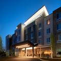 Exterior of Towneplace Suites by Marriott Cleveland Solon