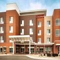 Exterior of Towneplace Suites by Marriott Dubuque Downtown