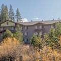 Exterior of Truckee Donner Lodge
