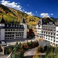 Exterior of Vail Marriott Mountain Resort