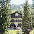 Exterior of Vail Racquet Club Mountain Resort