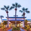 Exterior of Vista Inn & Suites Tampa