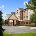 Exterior of West Lansing Fairfield Inn