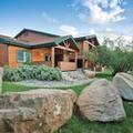 Exterior of Worldmark Estes Park