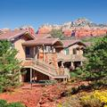 Exterior of Wyndham Sedona Resort