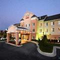 Exterior of Wytheville Fairfield Inn & Suites