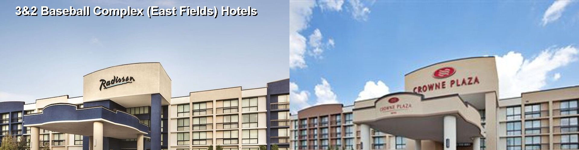 5 Best Hotels Near 3 2 Baseball Complex East Fields