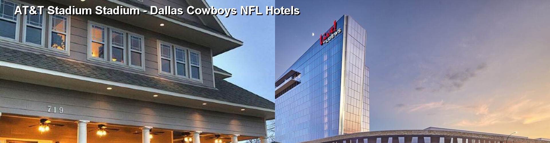 Hotels Close To Cowboys Stadium Arlington