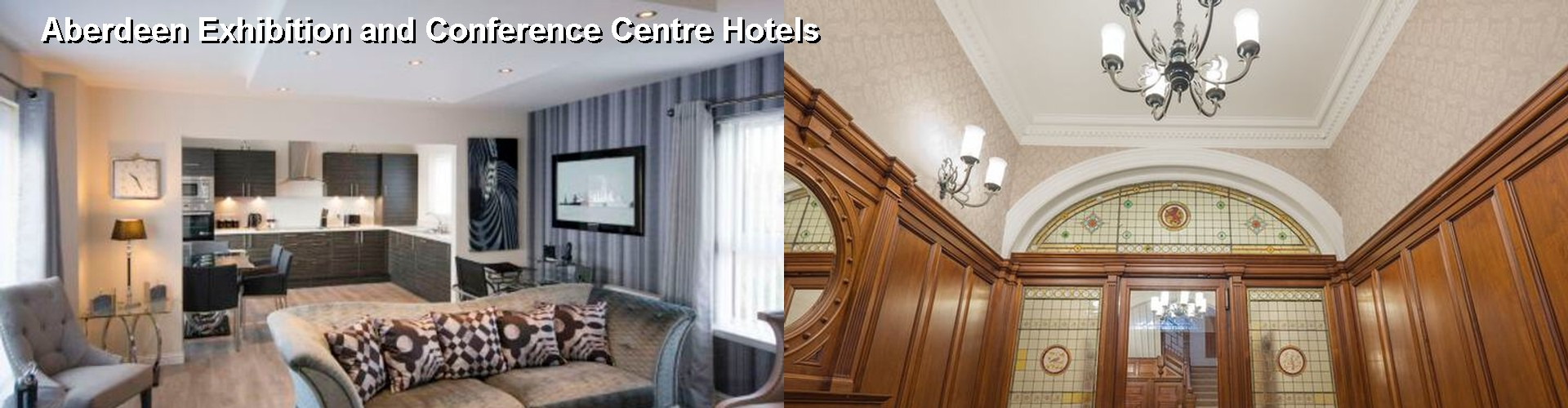 5 Best Hotels near Aberdeen Exhibition and Conference Centre