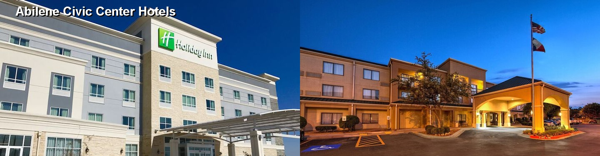 4 Best Hotels near Abilene Civic Center