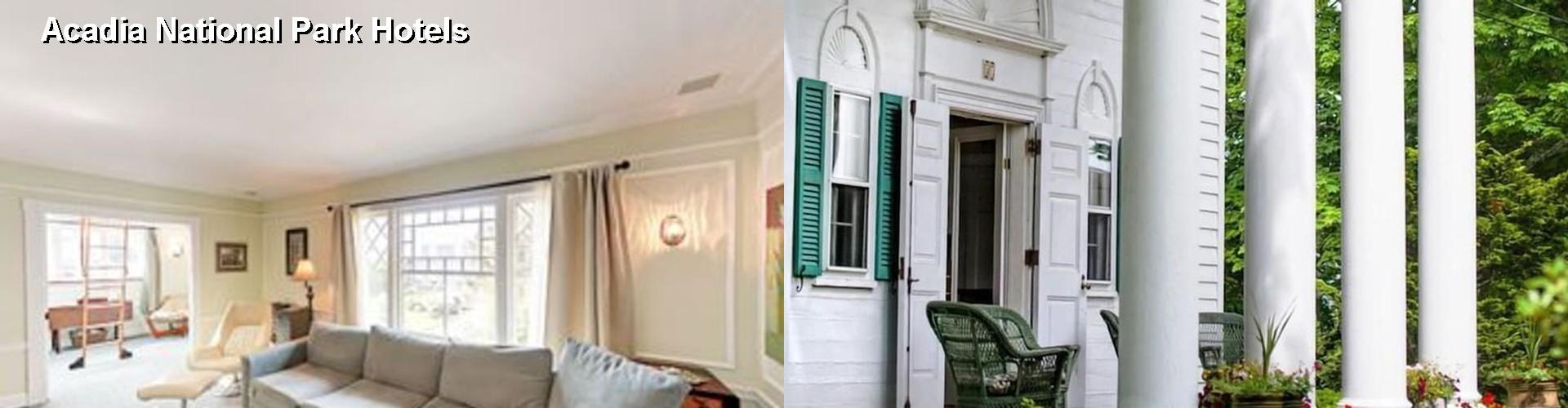 5 Best Hotels Near Acadia National Park