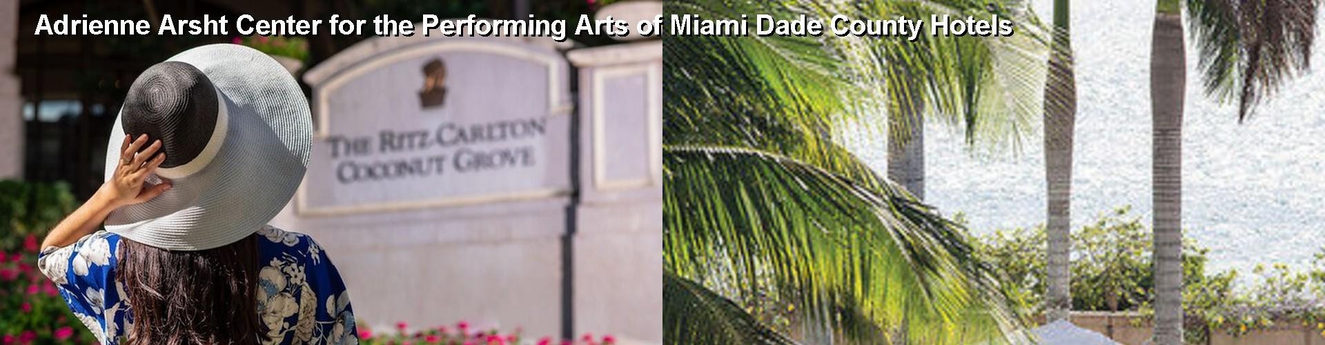 5 Best Hotels near Adrienne Arsht Center for the Performing Arts of Miami Dade County