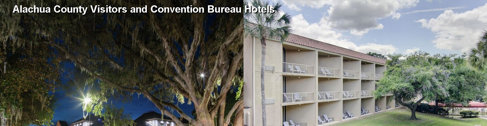 5 Best Hotels near Alachua County Visitors and Convention Bureau