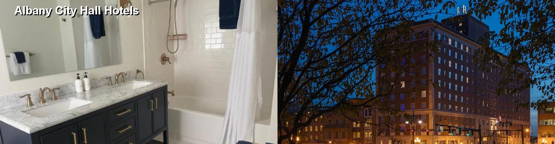 5 Best Hotels near Albany City Hall