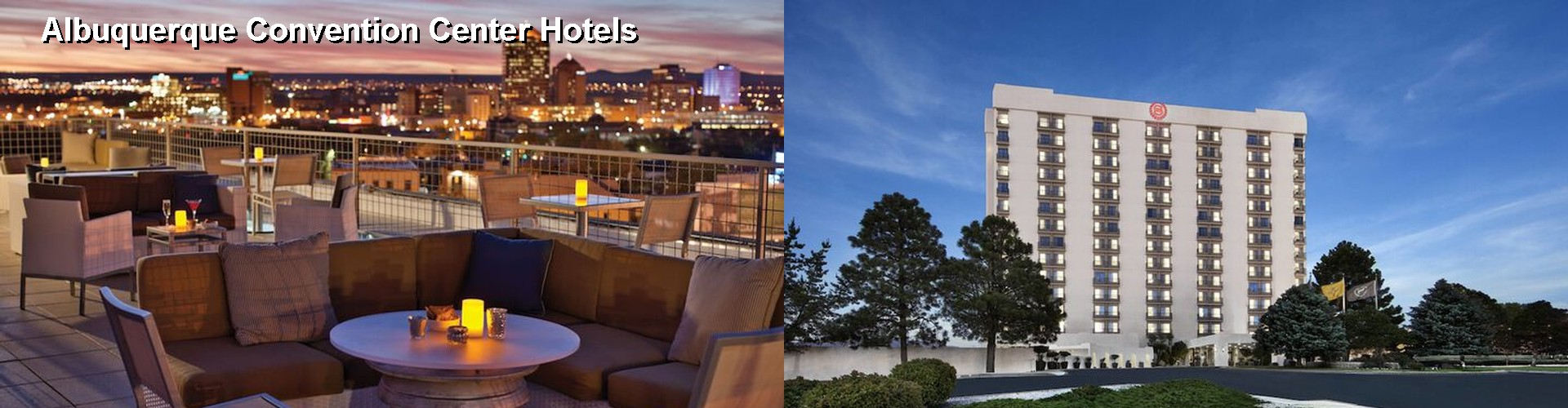 5 Best Hotels near Albuquerque Convention Center