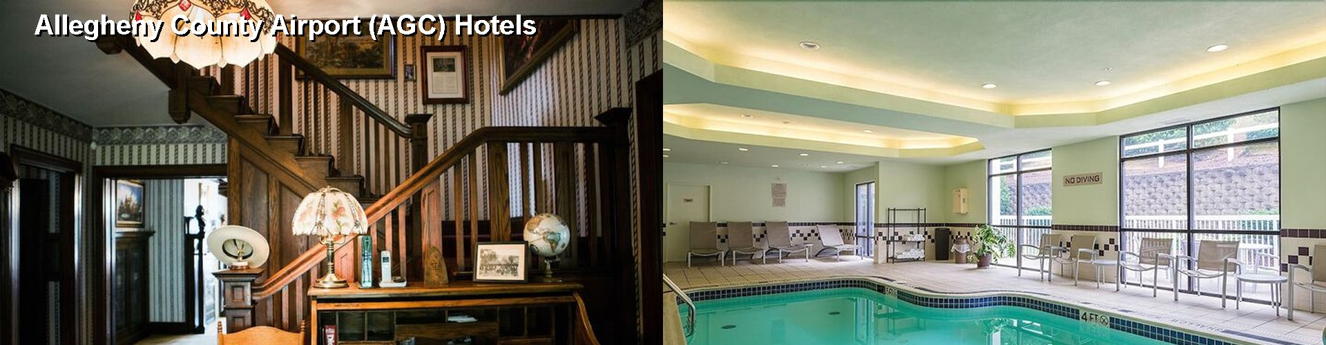 5 Best Hotels near Allegheny County Airport (AGC)