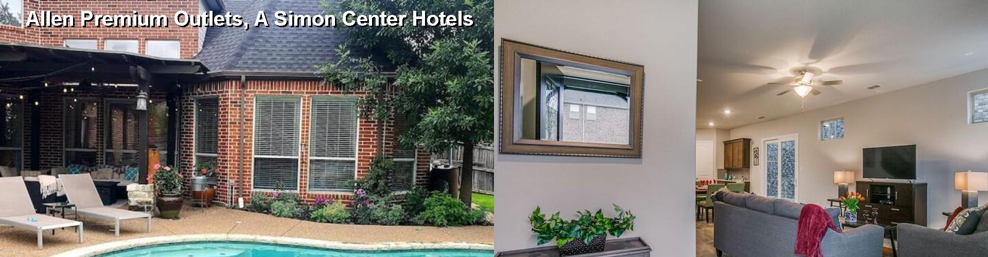 5 Best Hotels Near Allen Premium Outlets A Simon Center