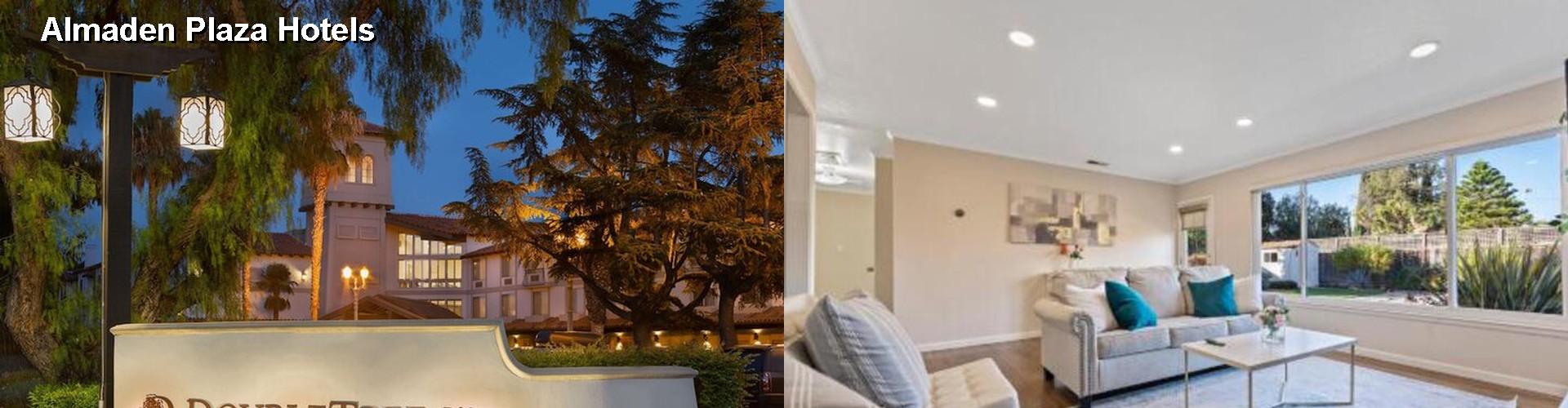 5 Best Hotels Near Almaden Plaza