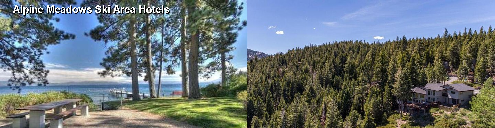 $63+ hotels near alpine meadows ski area in lake tahoe nv