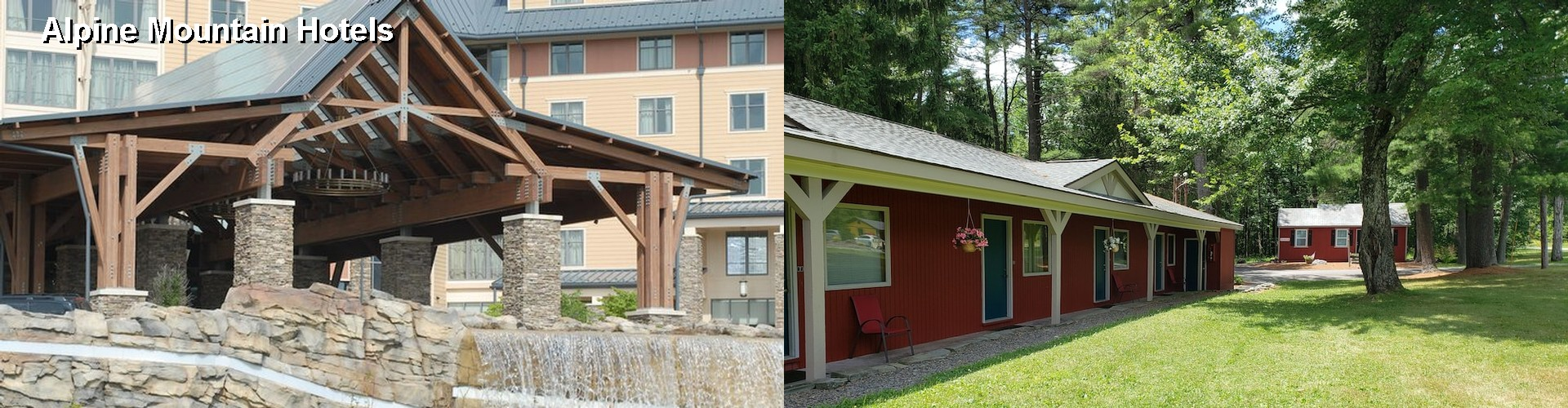 5 Best Hotels near Alpine Mountain