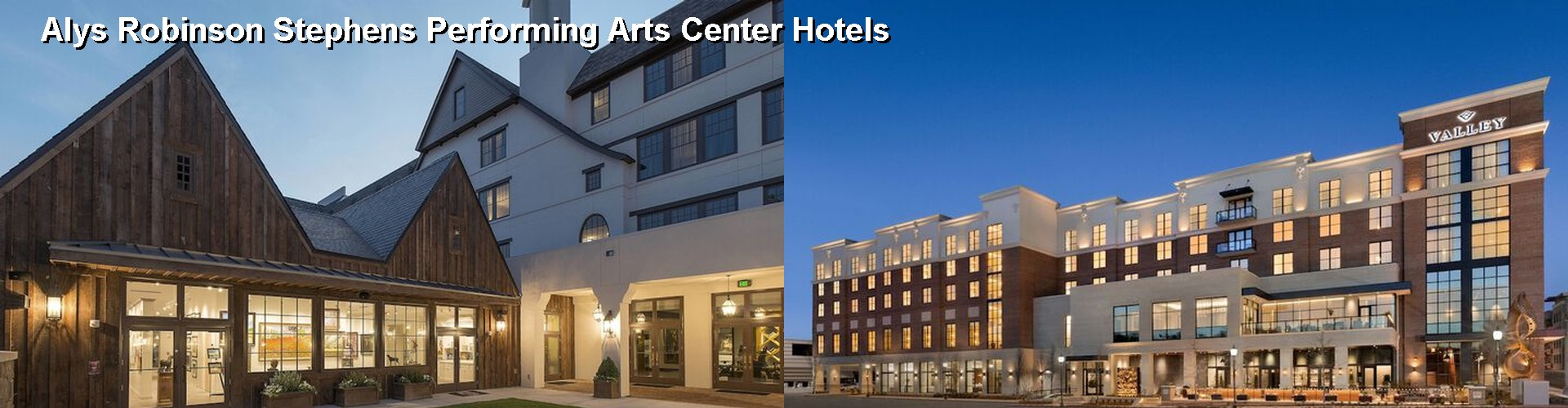5 Best Hotels near Alys Robinson Stephens Performing Arts Center