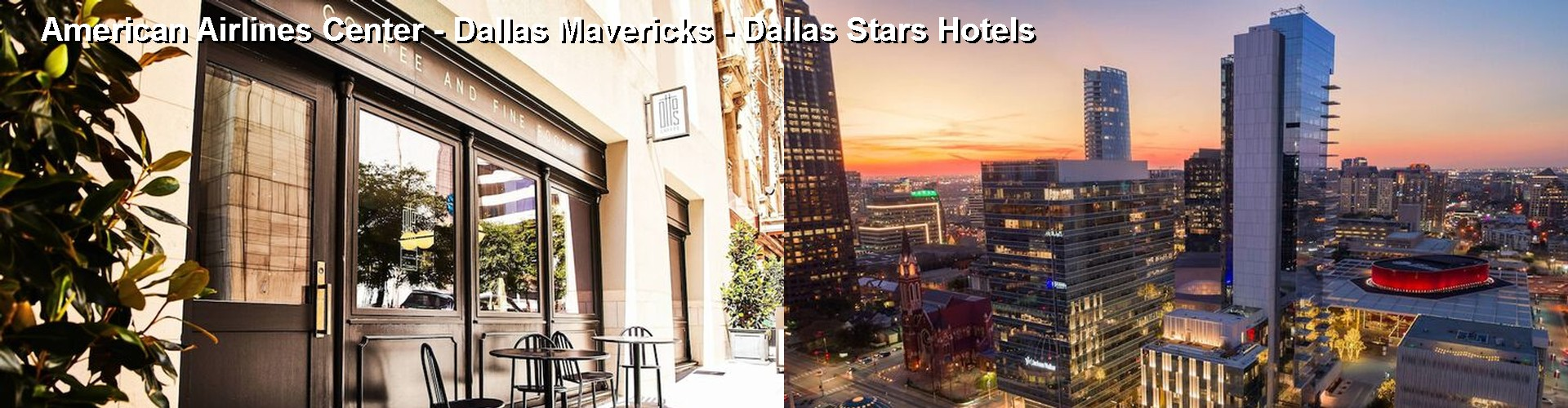 5 Best Hotels near American Airlines Center - Dallas Mavericks - Dallas Stars