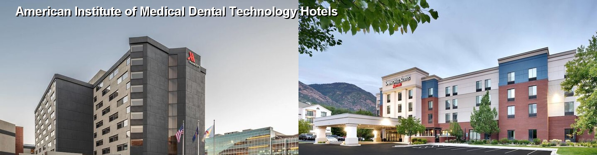 5 Best Hotels near American Institute of Medical Dental Technology