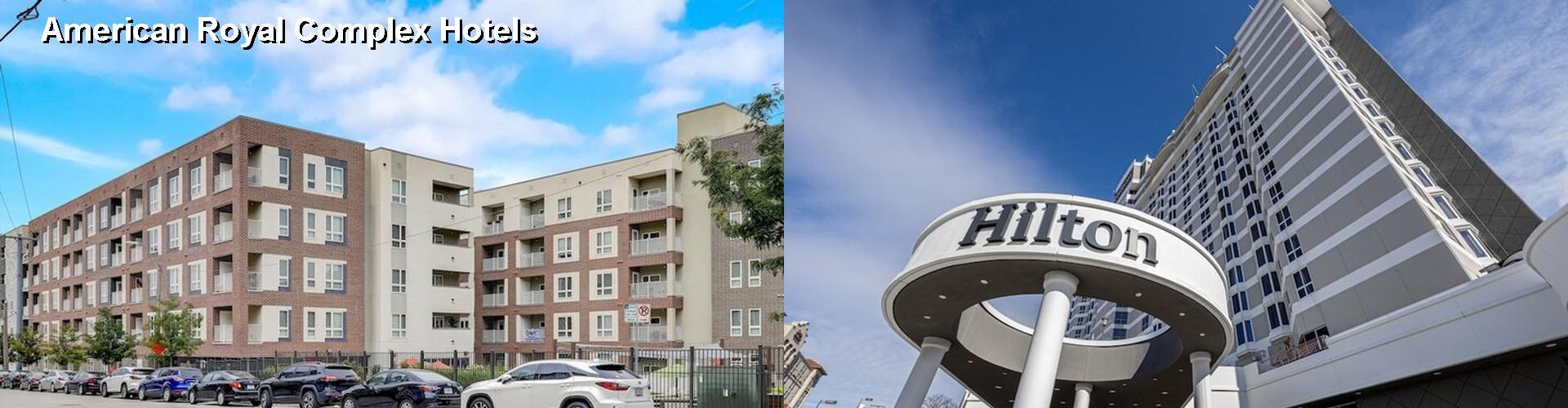 $46+ Hotels Near American Royal Complex in Kansas City KS