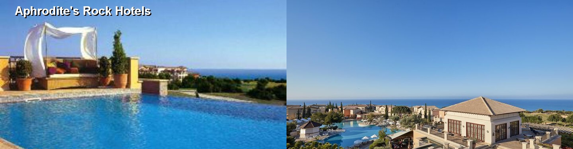 5 Best Hotels near Aphrodite's Rock