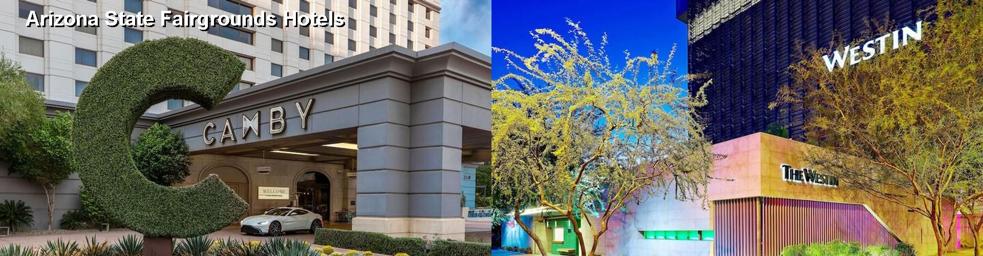 5 Best Hotels Near Arizona State Fairgrounds