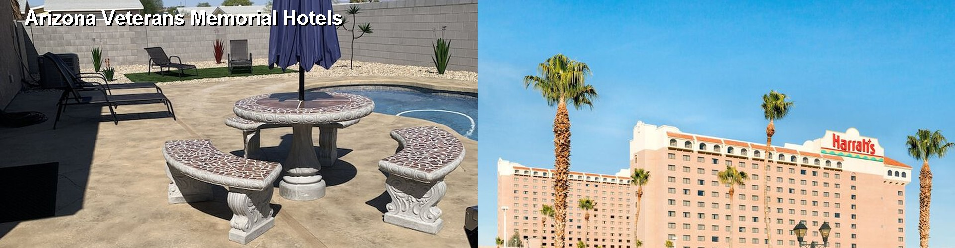 5 Best Hotels near Arizona Veterans Memorial