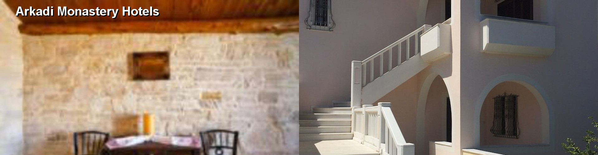 5 Best Hotels near Arkadi Monastery