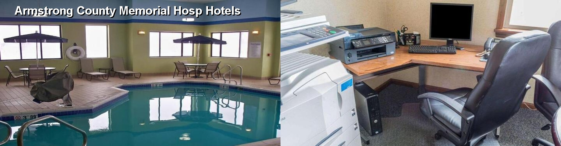 5 Best Hotels near Armstrong County Memorial Hosp
