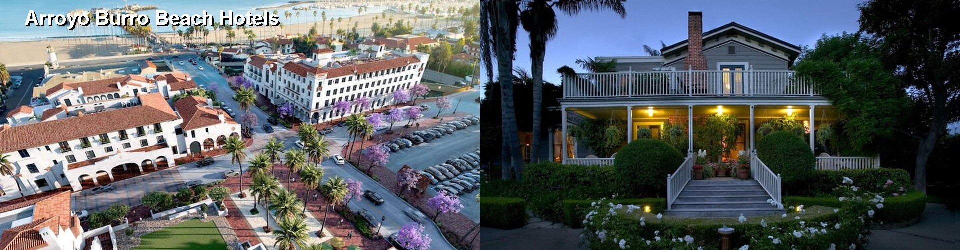 5 Best Hotels near Arroyo Burro Beach