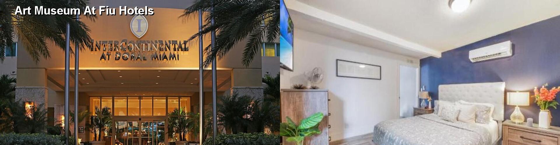 5 Best Hotels Near Art Museum At Fiu