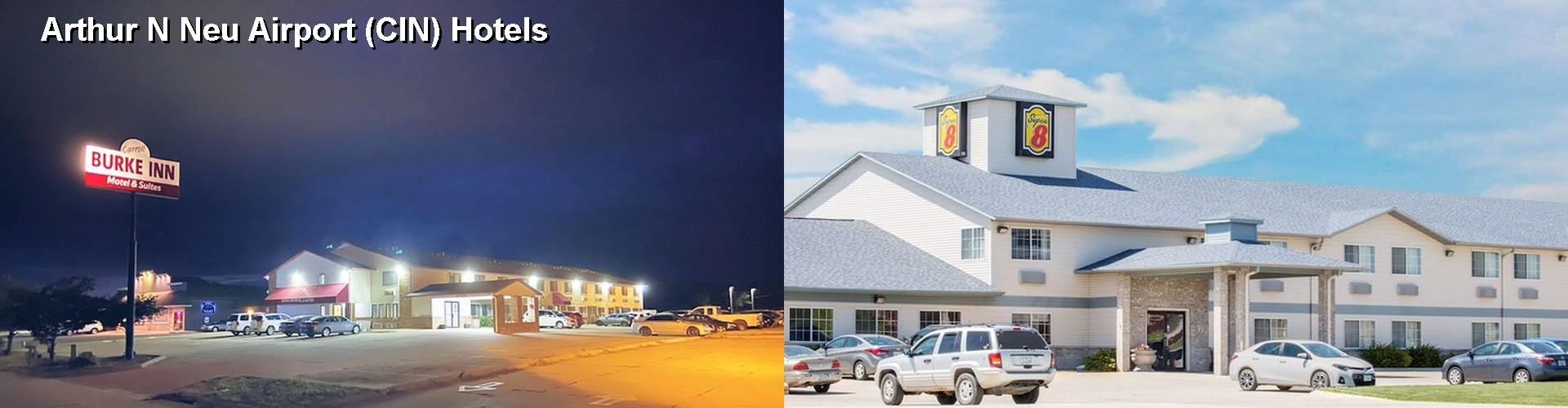Hotels Near Arthur N Neu Airport Cin In Carroll Ia
