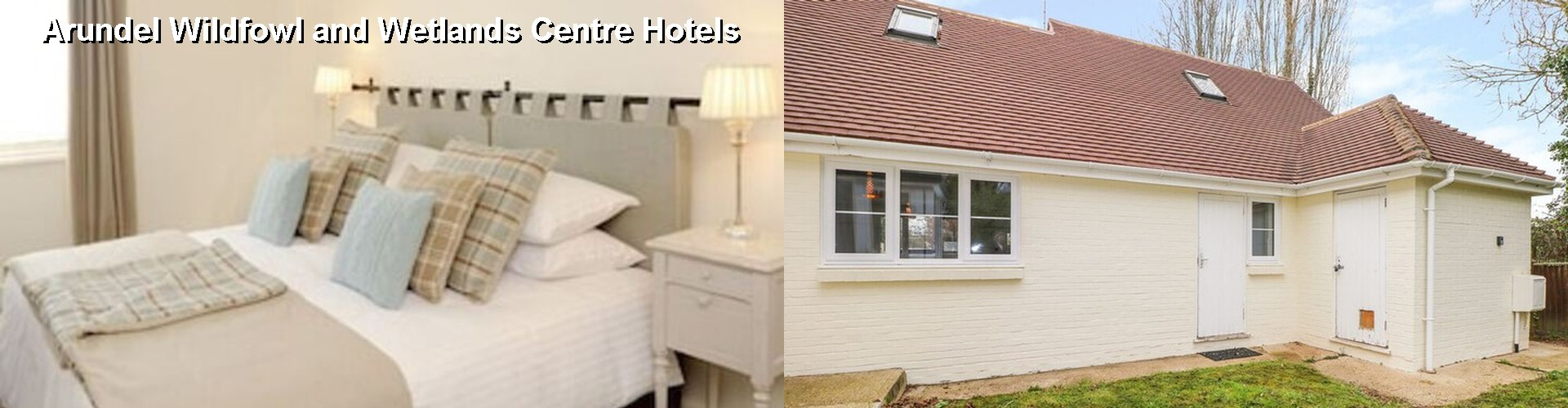 4 Best Hotels near Arundel Wildfowl and Wetlands Centre