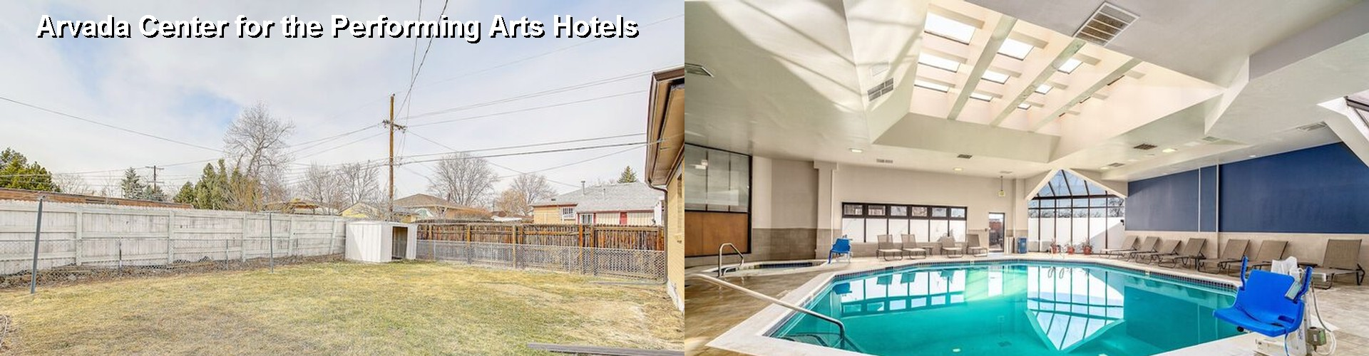 5 Best Hotels near Arvada Center for the Performing Arts