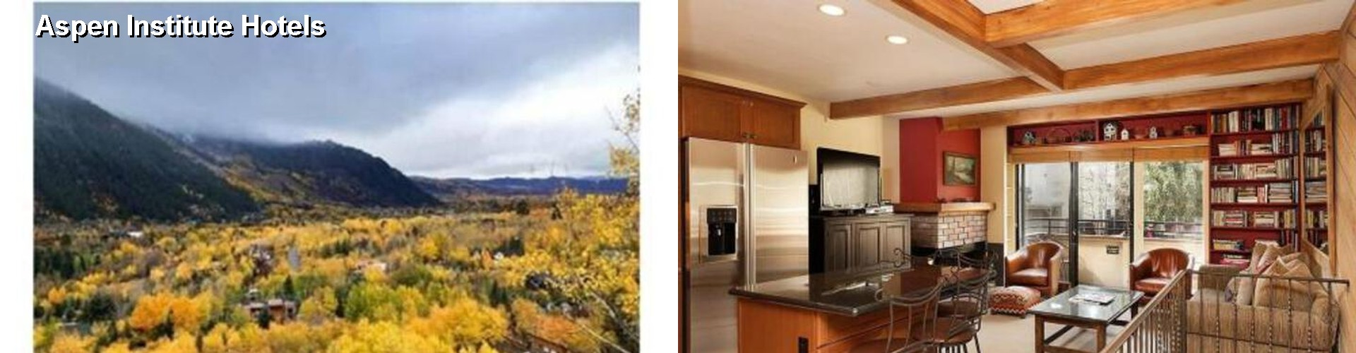5 Best Hotels near Aspen Institute