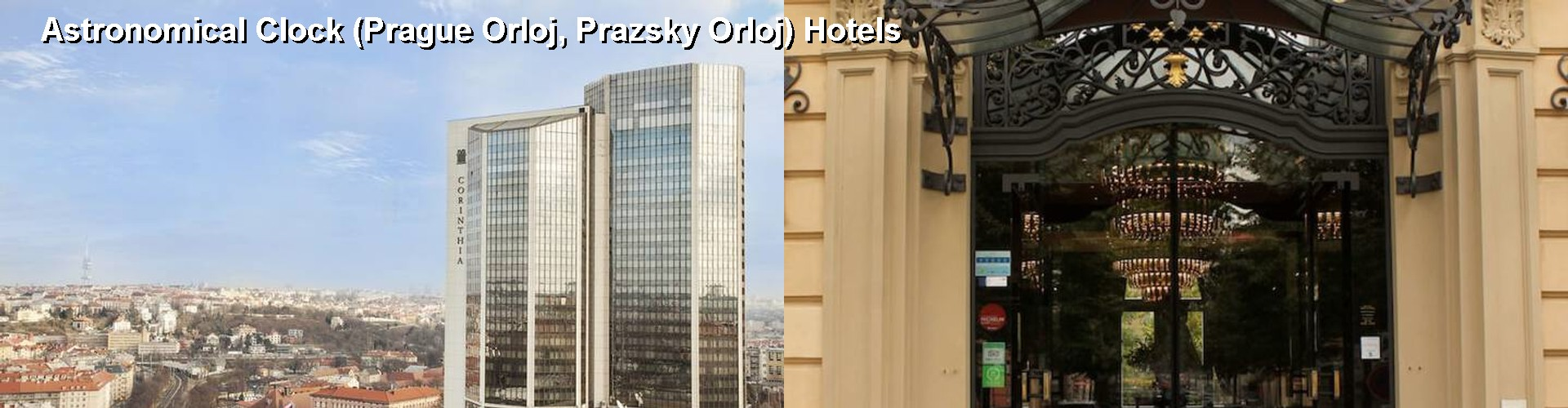 5 Best Hotels near Astronomical Clock (Prague Orloj, Prazsky Orloj)