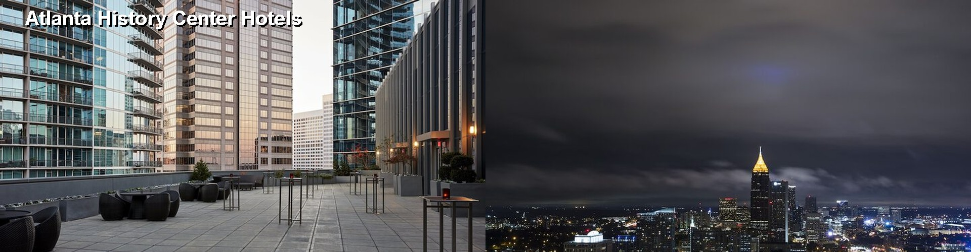 5 Best Hotels near Atlanta History Center