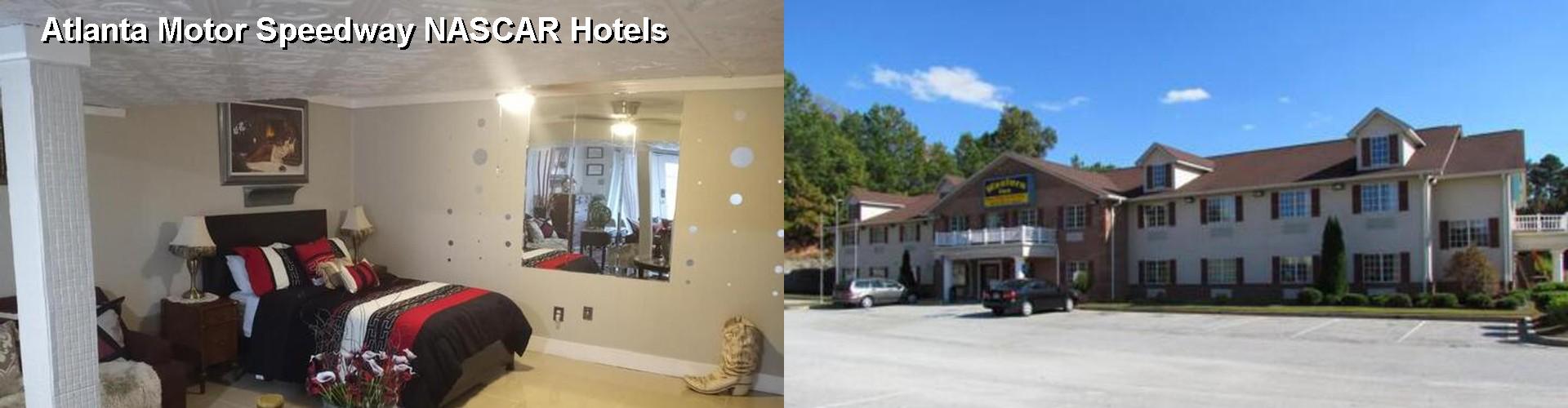 43 hotels near atlanta motor speedway ga